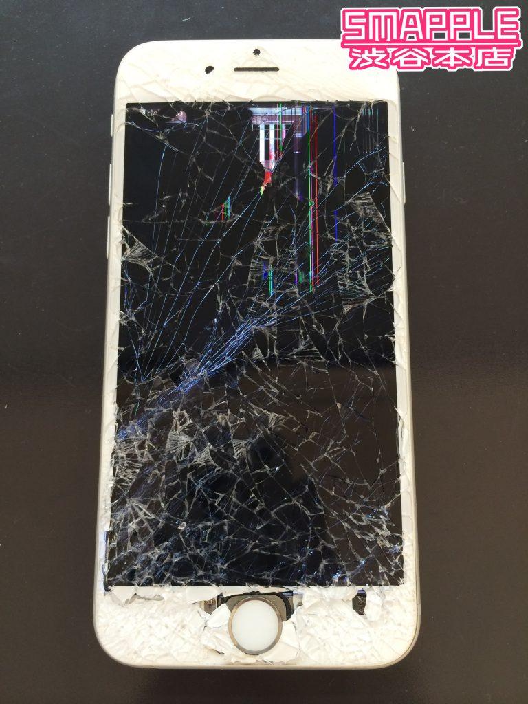 iPhone6s 液晶表示不可