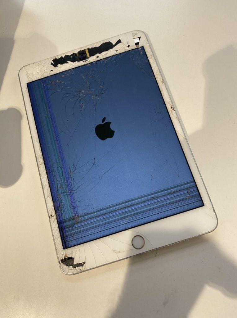 iPadmini4画面の修理