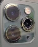 iPhone11Proの割れたカメラガラス!? 修理出来ます!