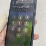 iPhone11の表示異常、黒いシミ!渋谷でiPhone11の画面修理は!?